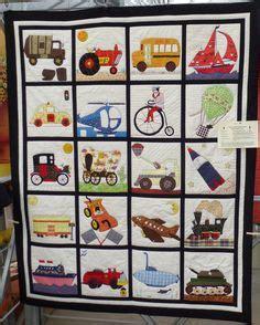 Transportation Quilt Pattern by Transportation Quilt Quilts