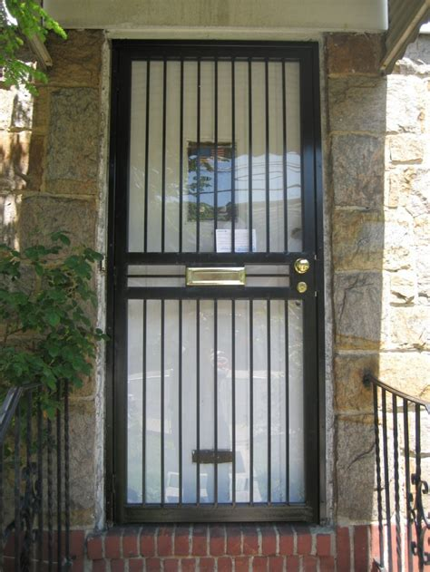 Exterior Door Protection Exterior Door Security Interior Exterior Doors Design Homeofficedecoration