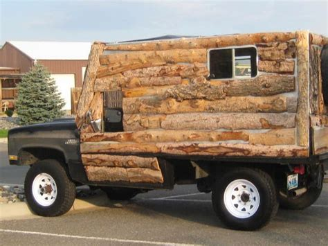 Truck Cabins by Log Cabin Cer Truck Cer Hq