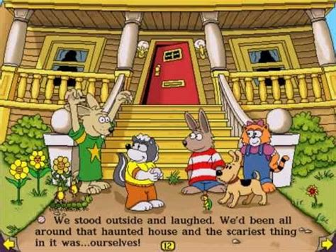 harry and the haunted house harry and the haunted house uk dub part 3 youtube