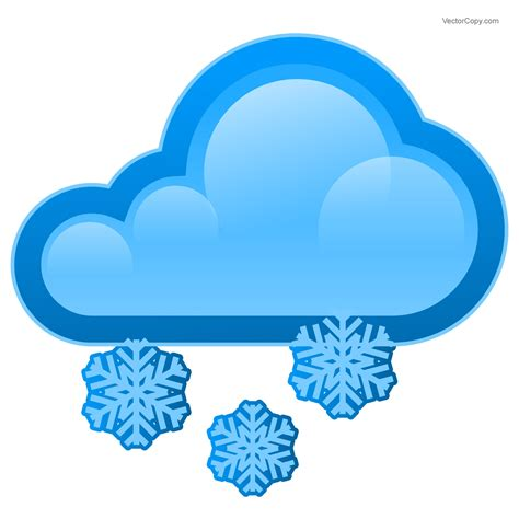 clipart neve snow clipart weather icon pencil and in color snow