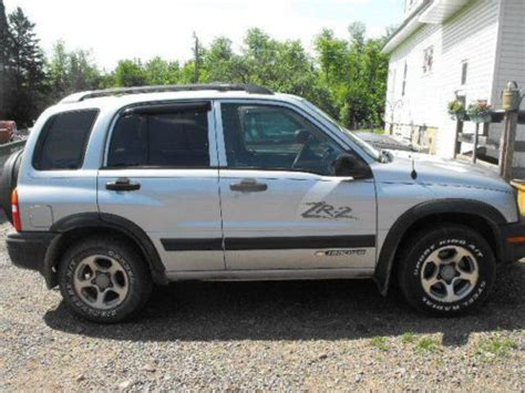 automobile air conditioning repair 2003 chevrolet tracker on board diagnostic system buy used 2004 chevrolet tracker zr2 sport utility 4 door 2 5l in butternut wisconsin united states