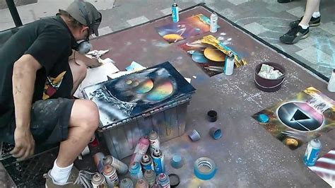 spray painter objective 20 best speed painting demonstration from the masters