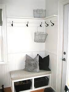 small mudroom bench mudroom i ness home sweet home pinterest