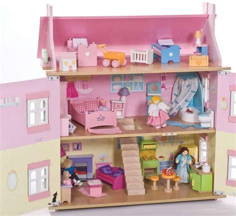 casa delle delle bambole in legno foto 5 41 mamma pourfemme