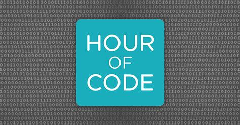 hour of code hour of code computer science education daviesmoore