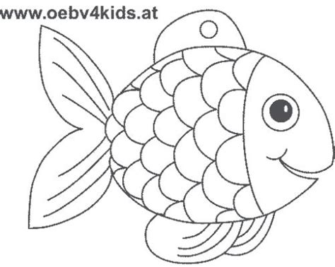 fish coloring page with scales fish outline clip art at clker click the cartoon