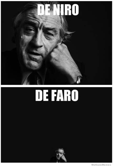 Name Memes - de niro de faro weknowmemes
