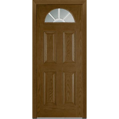 Doors With Glass Fiberglass Doors Front Doors Glass Exterior Door