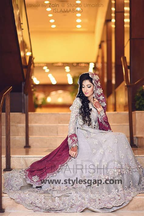 nikkah day bridal wedding dresses designs   collection