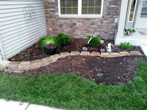 landscaping backyard ideas inexpensive cheap landscaping ideas for front of house greenvirals style
