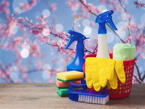 spring house cleaning home and garden saga