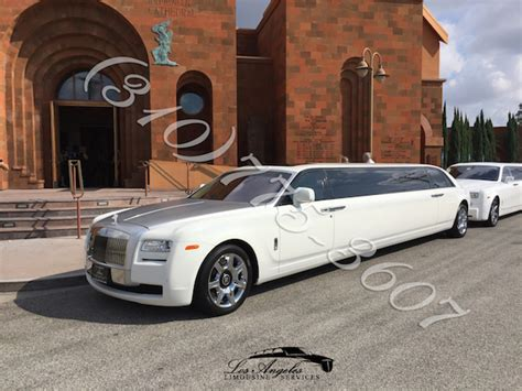 roll royce limousine rolls royce ghost limo ghost limousine los angeles