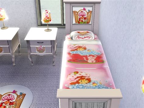 strawberry shortcake bedroom strawberry shortcake bedroom set coming soon