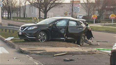 car crash philadelphia 1 dead 1 injured following car crash in mayfair 171 cbs philly