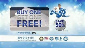 my pillow tv commercial end sleepless nights with