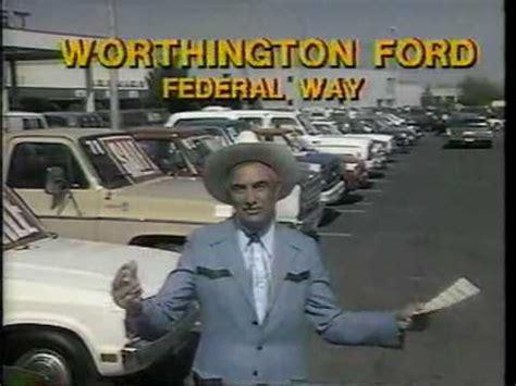 Cal Worthington Ford by Cal Worthington Flies High 1984