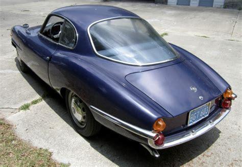 Alfa Romeo Giulietta Sprint Speciale For Sale 1961 Alfa Romeo Giulietta Sprint Speciale For Sale Photos