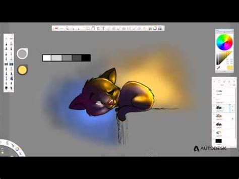 sketchbook pro blending tool tutorial sketchbook pro s layer blending modes