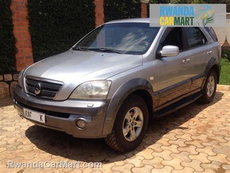 2003 Kia Models Used Kia Suv 2003 2003 Kia Sorento Rwanda Carmart