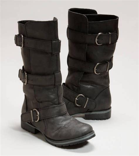 biker boot style best 25 black biker boots ideas on biker