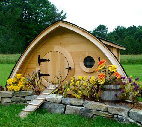 chicken house hobbit hole chicken coop small from my pet chicken