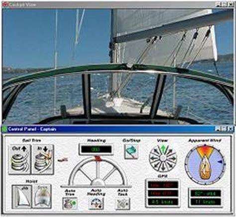 boat sailing simulator google images