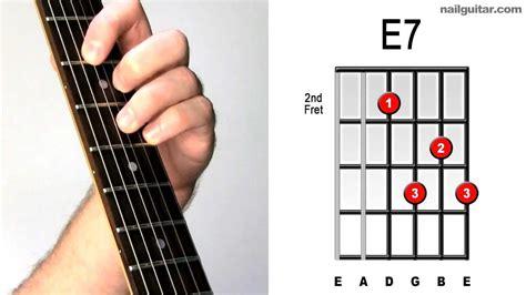 tutorial guitar canon rock acoustic e7 quick easy tutorial acoustic electric guitar