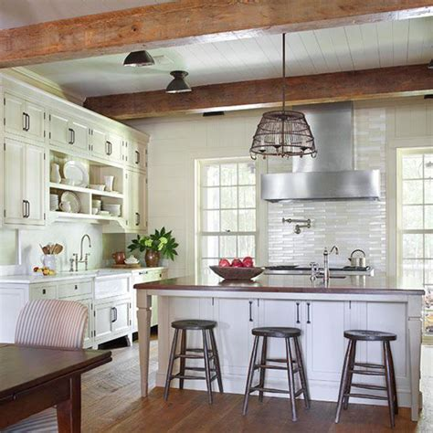 Farm Style Kitchen by 20 Vintage Farmhouse Kitchen Ideas Home Design And Interior