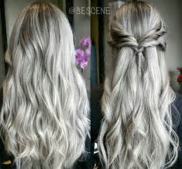 the counter ash hair color for gray hair 85 silver hair color ideas and tips for dyeing