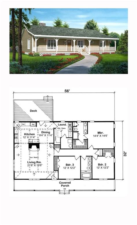 cool ranch house plans 1384 best images about house plans on pinterest house