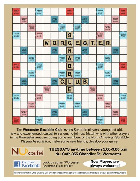 scrabble org worcester scrabble club 600 dsquared org