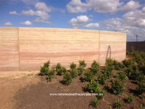 Plans To Build photo gallery rammed earth in sydney