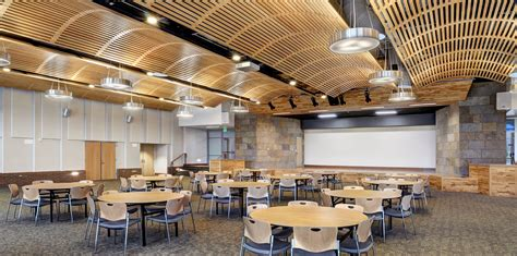 Community Interior Design by Boulder Community Center Rb B Architects