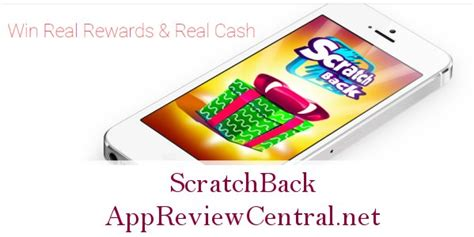 Sweepstakes Apps - scratchback sweepstakes app review app review central