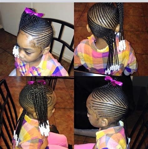 Kid Braided Hairstyles by 25 Best Ideas About Braided Hairstyles On