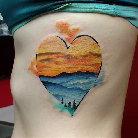 watercolor tattoo raleigh watercolor artists raleigh mj s color