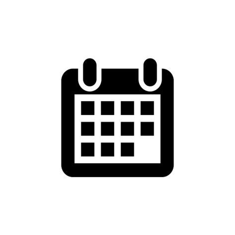 Calendar Icon Vector Calendar Icon Free Vector Png Pixsector