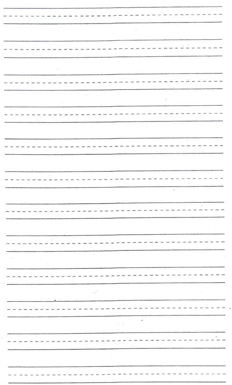 handwriting templates for grade paper templates mrs gillespie s 2nd grade