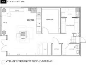 Pet Shop Floor Plan by Fresh And Playful Pet Shop Design In Vancouver Interior