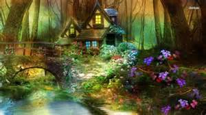 Minecraft Tiki Hut Beautiful Hut In A Fantasy Forest Flowers Amp Nature