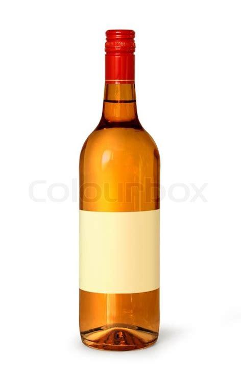 Aufkleber Von Flaschen Lösen by Full Whiskyflasche Mit Leeres Etikett Stock Foto Colourbox