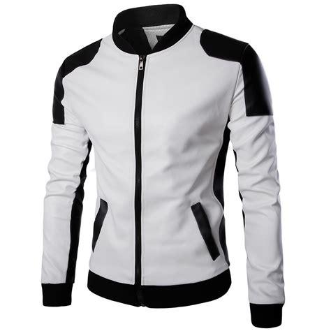 chaqueta cuero hombre calidad chaqueta hombre cuero sintetico dise 241 o ropa 79