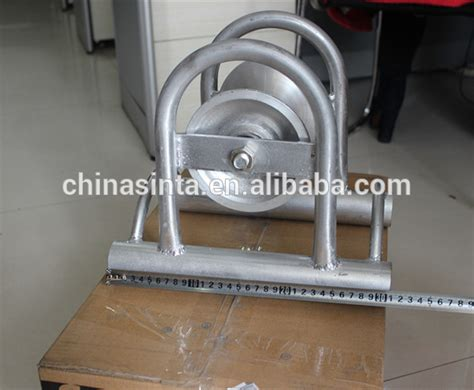 electrical cable roller aluminium electrical cable guide