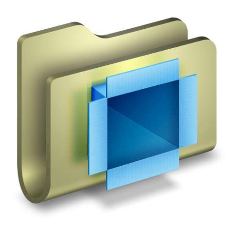 dropbox yellow icon 3d folder dropbox yellow icon png clipart image iconbug com