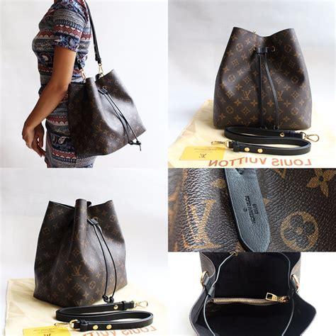 Casing Hardcase Hp Oppo Neo 7 Louis Vuitton Monogram X4432 1 lv neo noe black s fashion bags wallets on carousell