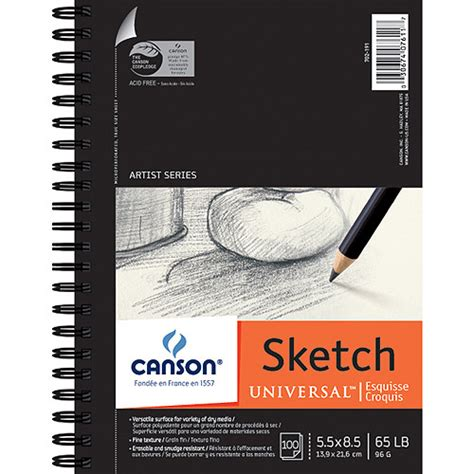 sketchbook pro sheet canson universal sketch book 100 sheets walmart