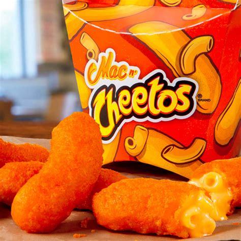 Mac N Cheetos mac n cheetos an orange fast food junk food mashup from