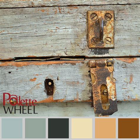 rustic color schemes decorating with a rustic chic color palette rustic
