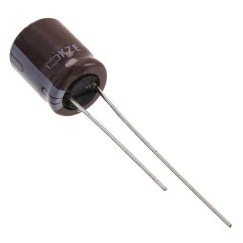 kze series capacitor ekze500ell151mjc5s united chemi con capacitors digikey